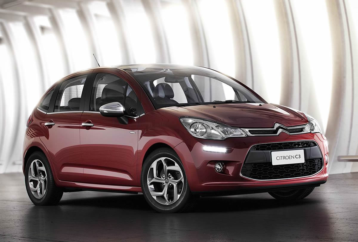Novo Citroën C3 2013