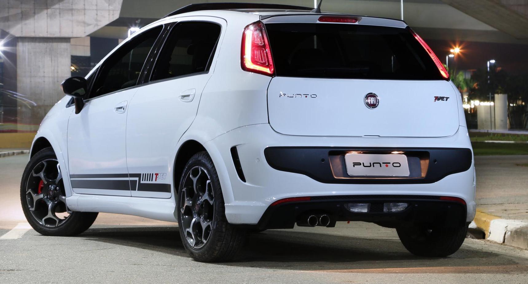 Novo Fiat Punto 2013 Fotos