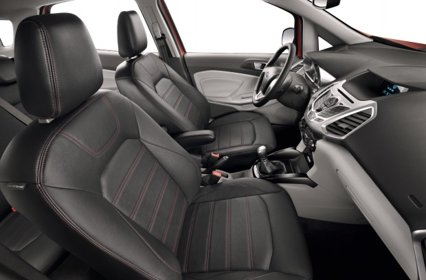 Ford EcoSport 2013 - 09