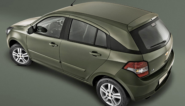 Chevrolet Agile LTZ 2013 – 01 – ALL THE CARS