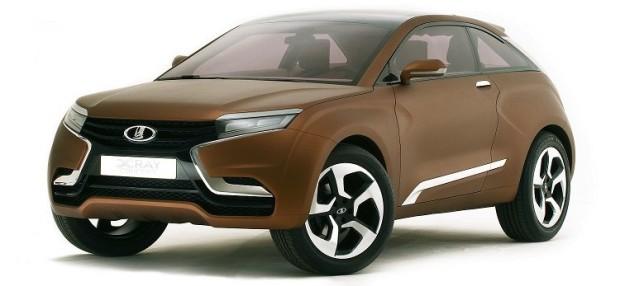 Lada XRAY Concept 01