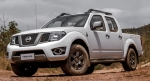 Nissan Frontier 10 Anos