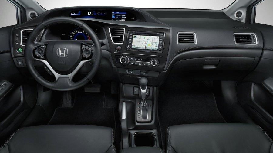 Honda Civic Sedan 2013 EUA