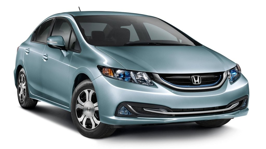 Honda Civic Sedan 2013 EUA Hybrid