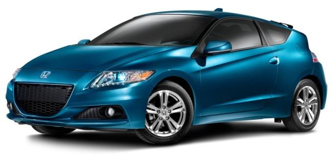 Honda CR-Z 2013 EUA
