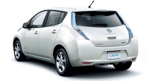 Nissan Leaf 2013 Japão 02
