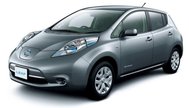 Nissan Leaf 2013 Japão 03