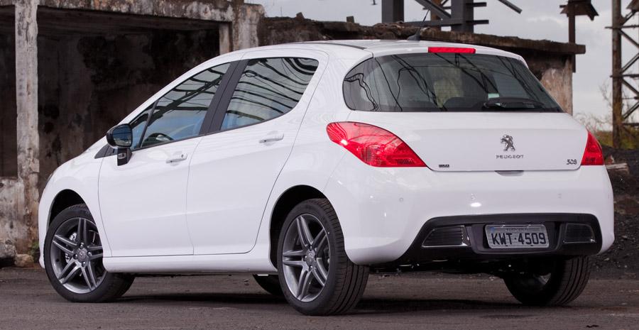 Peugeot Confirma 308 Thp Por R  73 990  U2013 All The Cars