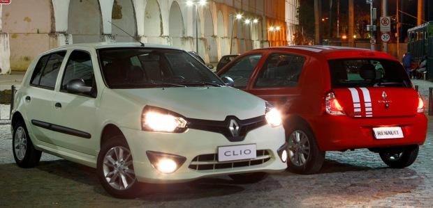 Renault Clio Brasil 2013 01