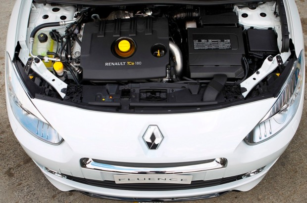 Renault Fluence GT 03