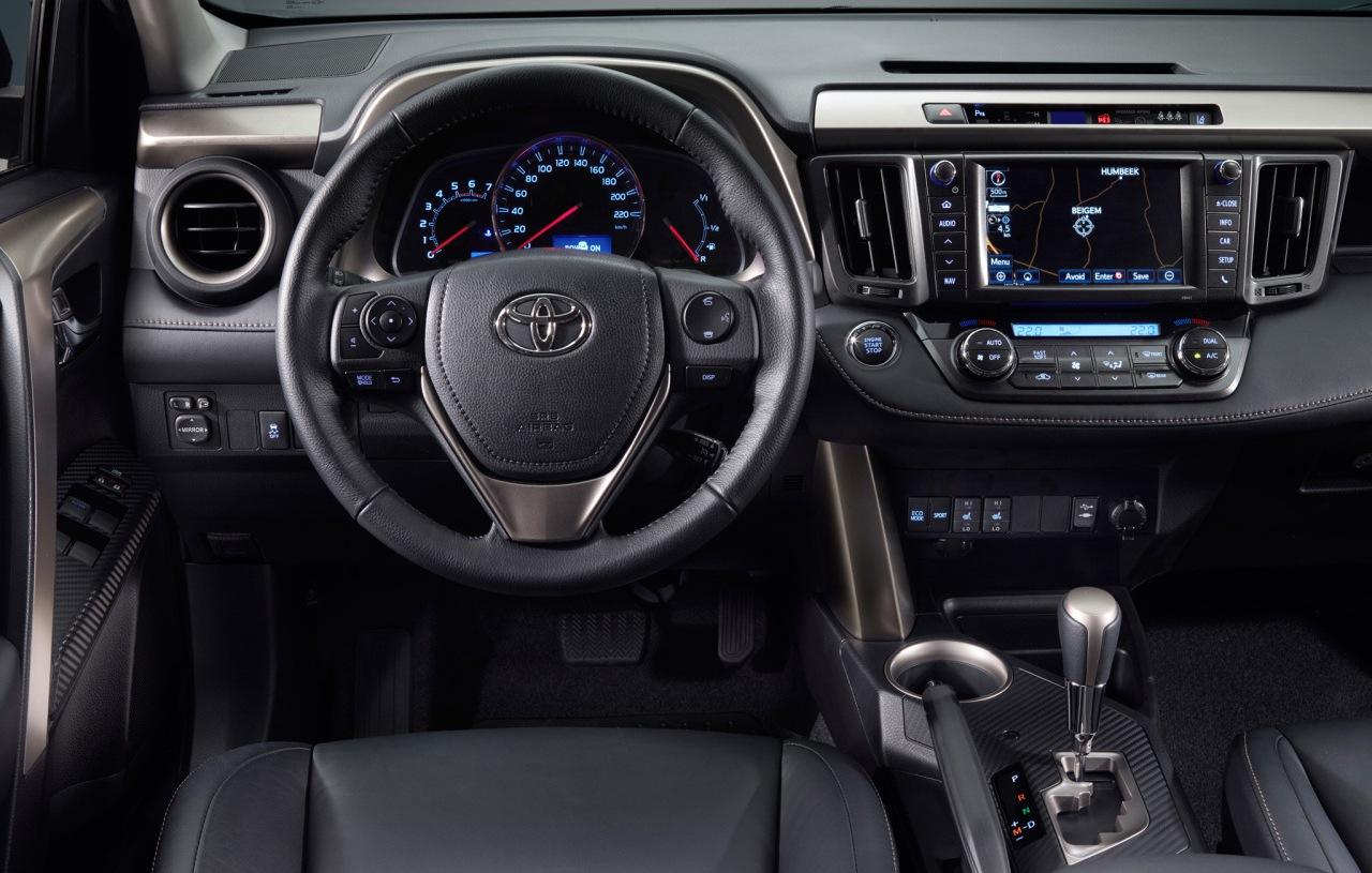 Fotos Toyota RAV4 2013