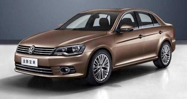 Volkswagen FAW-VW Bora 2013