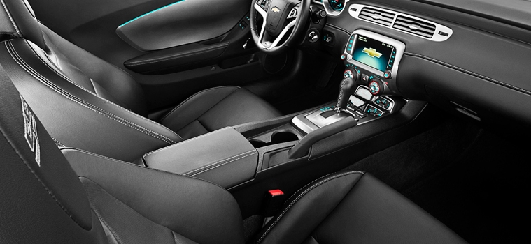 Chevrolet Camaro 2013 Brasil inteior