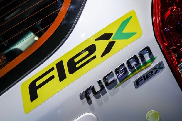 Hyundai Tucson Flex 2