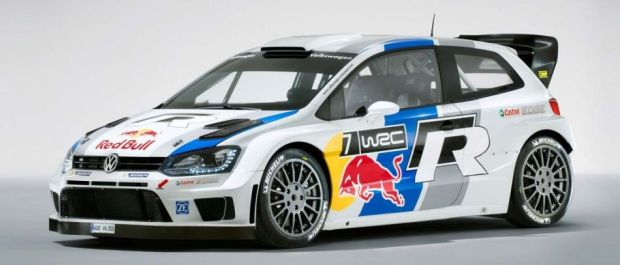 Volkswagen Polo R WRC 01