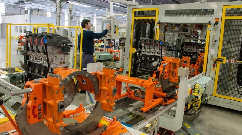 Resultado de imagem para fabrica motores joinville