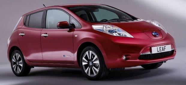 Nissan Leaf 2013 Europa