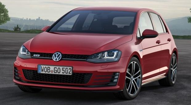 Volkswagen Golf GTD 2013 -01