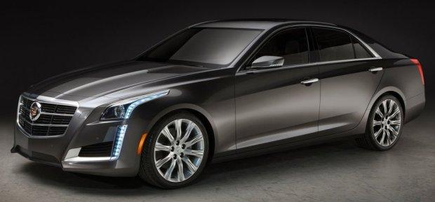 Cadillac CTS 2014 - 02