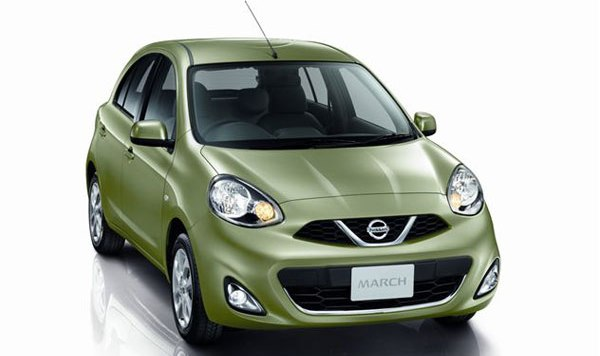 Nissan March 2013 Tailândia 01
