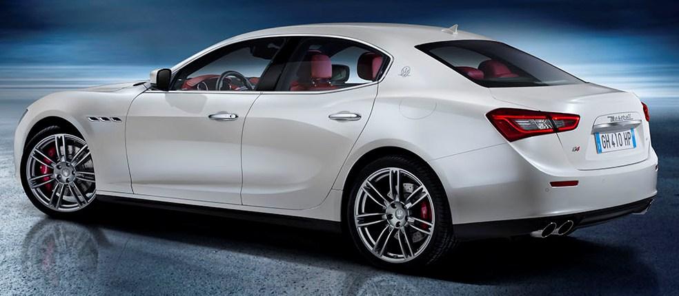 Maserati Apresenta O Seda Ghibli All The Cars
