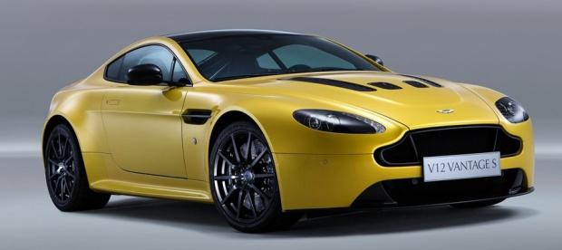 Aston Martin V12 Vantage S 02