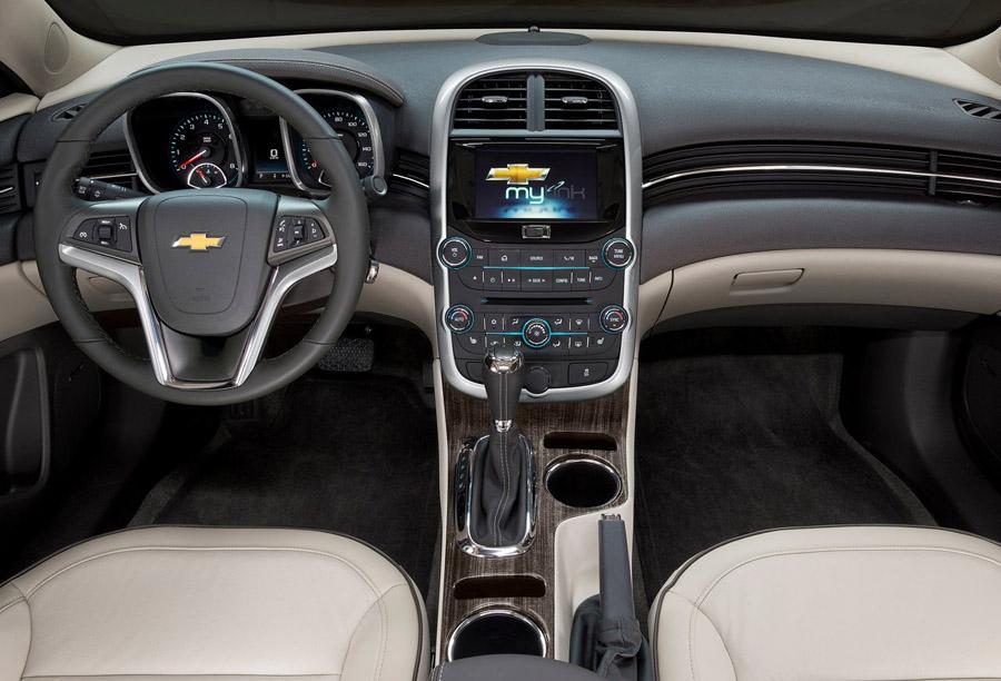 Chevrolet Malibu 2014 americano