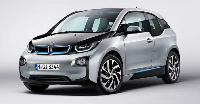 BMW i3 2014 - 00