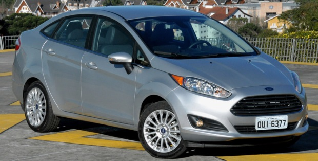 Ford New Fiesta Sedan 2014 - 09