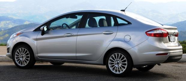Ford New Fiesta Sedan 2014 - 10