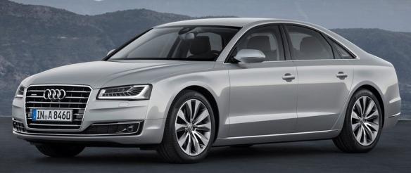 Audi A8 2014 - 01