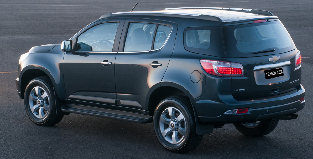 chevrolet trailblazer 2014. Cars Review. Best American Auto & Cars Review