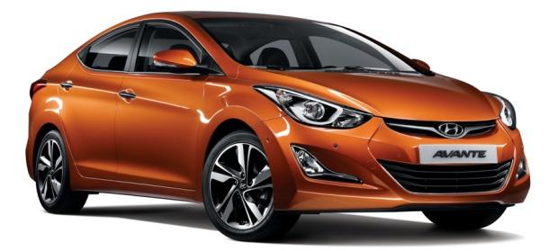 Hyundai Avante MY2014 Elantra 01