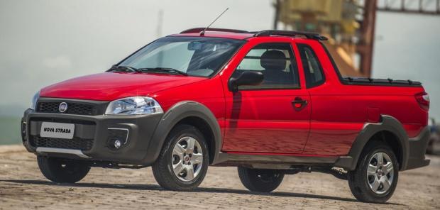 Fiat Strada 2014 - 07