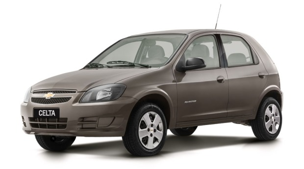 Chevrolet Celta Advantage 01