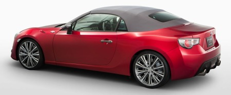 Toyota FT86 Open Concept 2