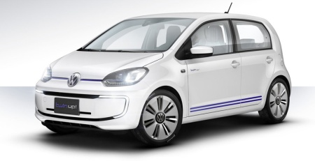 Volkswagen Twin Up! Concept 01
