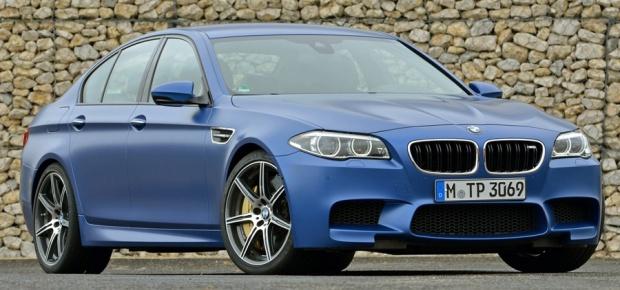 BMW M5 2014 01