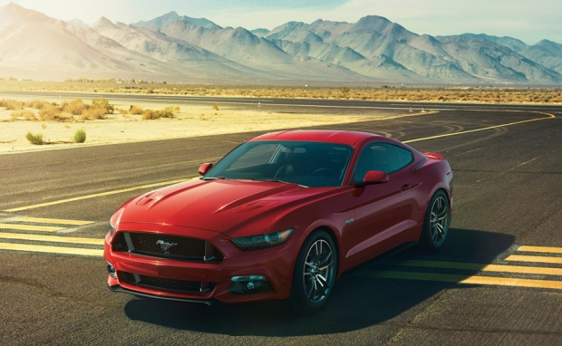 Ford Mustang GT 2015 - 02