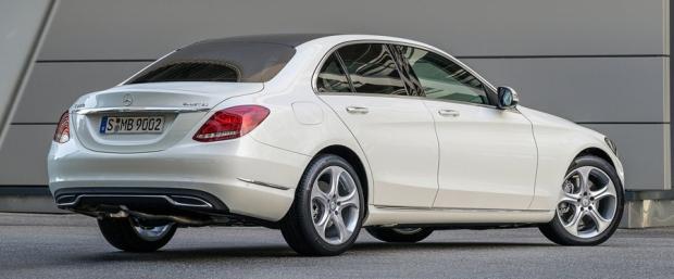 Mercedes-Benz Classe C 2015 04
