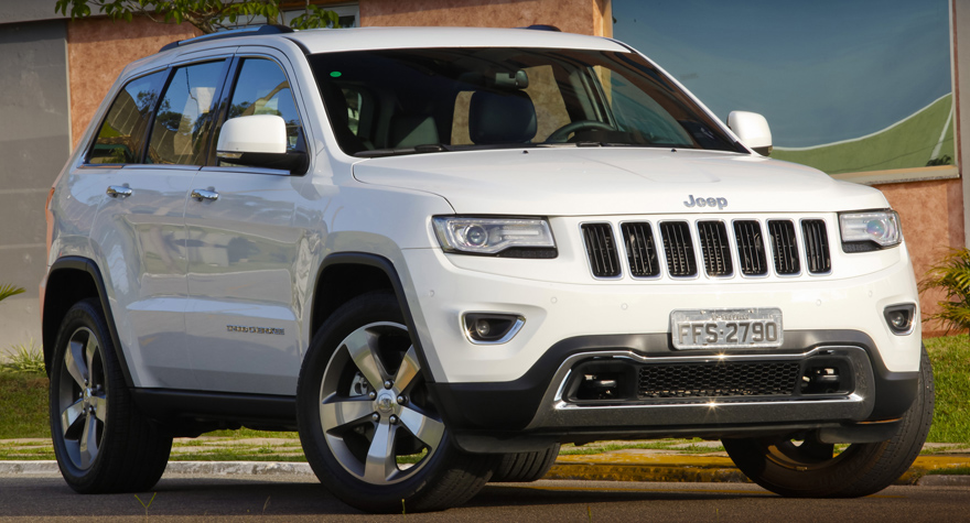 Falha No ESP Motiva Recall Do Jeep Grand Cherokee