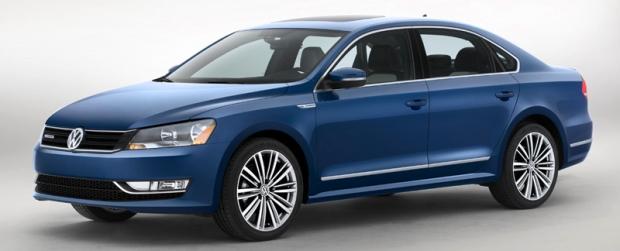 Volkswagen Passat BlueMotion Concept 1