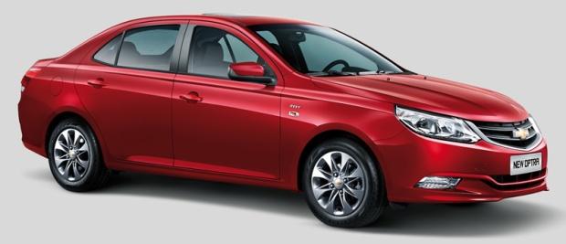 Chevrolet Optra 2014 01