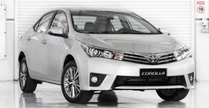 Toyota Corolla 2105 Brasil