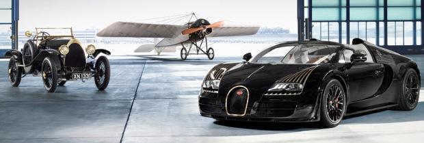 Bugatti Veyron Black Bess 01