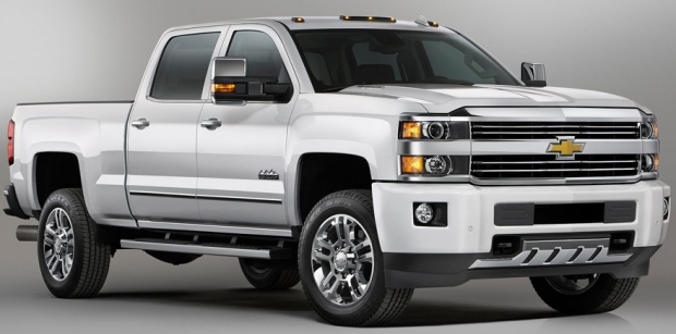 Chevrolet Silverado High Country HD 2015 - 01