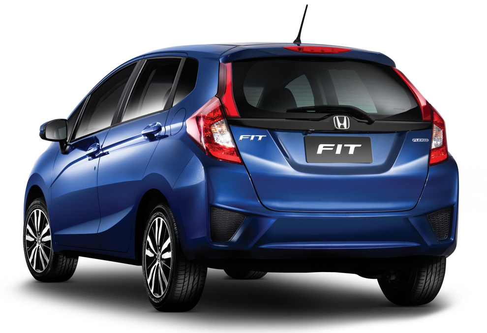 Honda Fit 2015 02