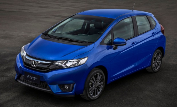 Honda Fit 2015 Brasil 04