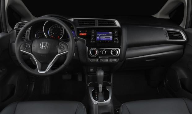 Honda Fit 2015 Brasil 05