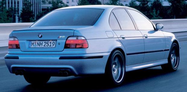 BMW M5 1998 E39 02